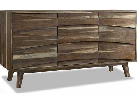 Brownstone Furniture Crawford 68''L x 21''W Rectangular Sepia Buffet BRNCW305