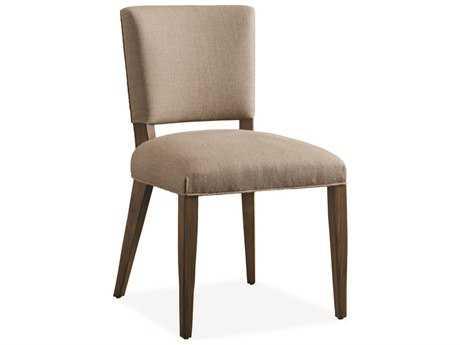 Brownstone Furniture Crawford Khaki & Sepia Dining Side Chair BRNCW202