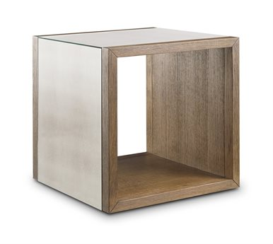 Brownstone Furniture Pecan Square End Table