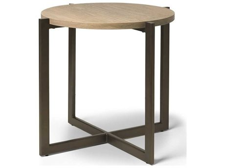 Brownstone Furniture Round End Table