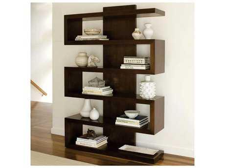 Brownstone Furniture Harrison Chestnut Brown Bookcase BRNHSG401