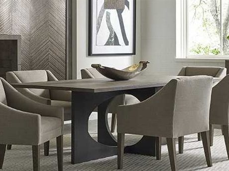Brownstone Furniture Holden 94''L x 42'' Wide Rectangular Dining Table BRNHL302