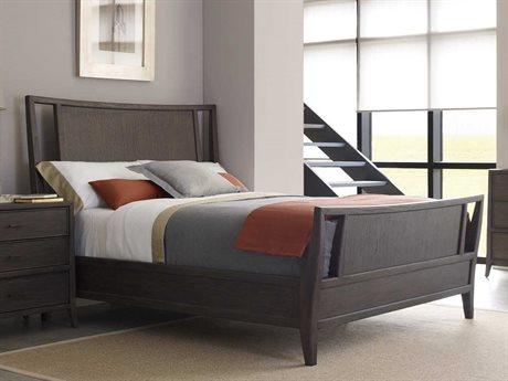 Brownstone Furniture Hudson Tobacco Eastern King Size Panel Bed