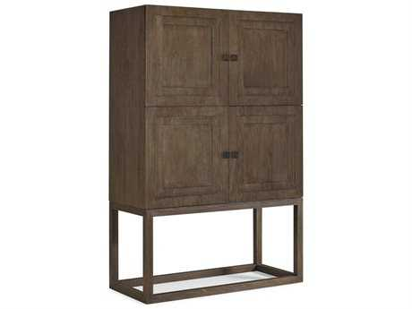 Brownstone Furniture Jasper Nutmeg Bar Cabinet BRNJP400