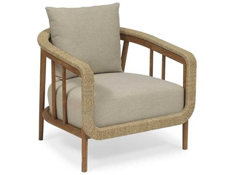 Brownstone Furniture La Jolla Beach / Praline Accent Chair BRNLJ900
