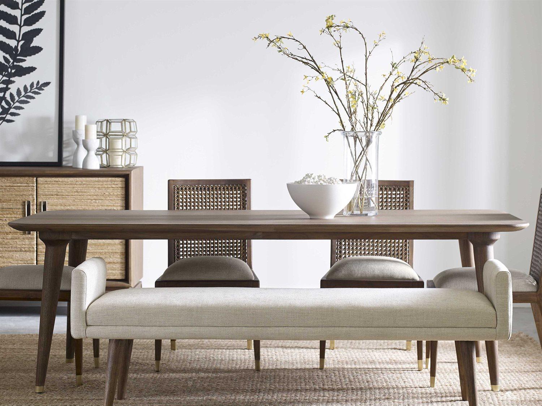 Brownstone Furniture Landon Mesa 20'' Wide Rectangular Dining Table