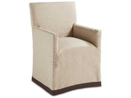 Brownstone Furniture Marcel Khaki Linen Accent Chair