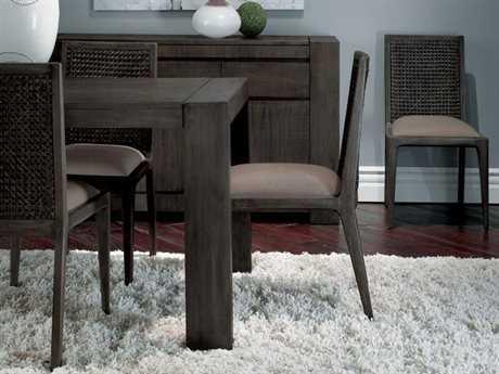 Brownstone Furniture Messina Smokey Brown Dining Set BRNME302SET