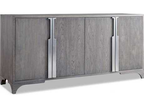Brownstone Furniture Palmer 74''L x 21''W Rectangular Driftwood Buffet BRNPL305