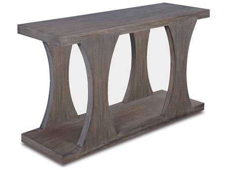 Brownstone Furniture Palmer 56''L x 18''W Rectangular Console End Table