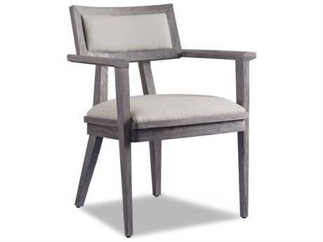 Brownstone Furniture Palmer Driftwood Dining Arm Chair BRNPL201