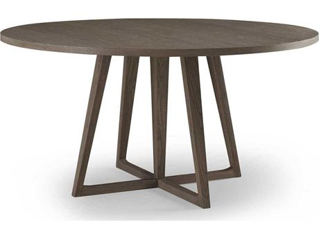 Brownstone Furniture Palmer Driftwood Round Dining Table BRNPL301T