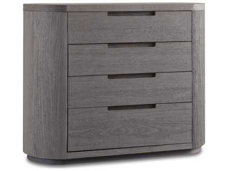Brownstone Furniture Palmer 45''L x 19''W Rectangular Driftwood Bachelors Chest Nightstand BRNPL003