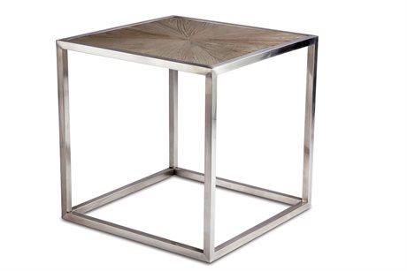 Brownstone Furniture Piedmont 24'' Square Natural Elm End Table