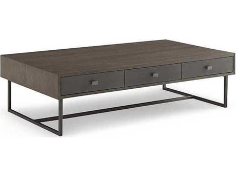 Brownstone Furniture Spencer Latte 52''L x 32'' Wide Rectangular Coffee Table BRNSP502