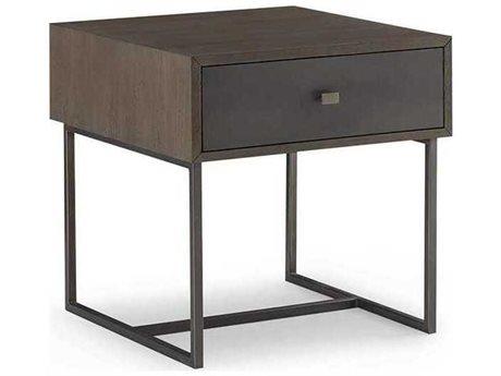 Brownstone Furniture Spencer Latte 24''L x 24'' Wide Square End Table BRNSP500