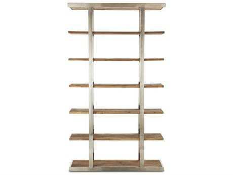 Brownstone Furniture Taylor 49.5''L x 80''H Natural Elm Bookcase BRNTY008