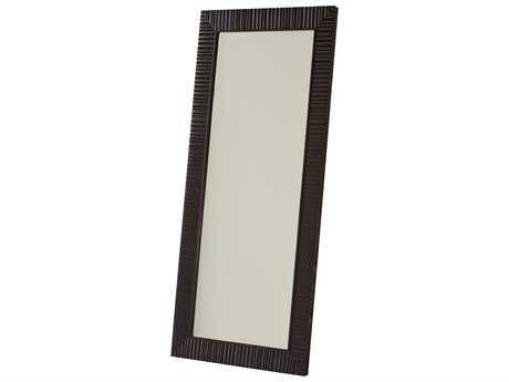 Brownstone Furniture Townsend 40''L x 84''H Warm Sedona Brown Floor Mirror BRNTS019