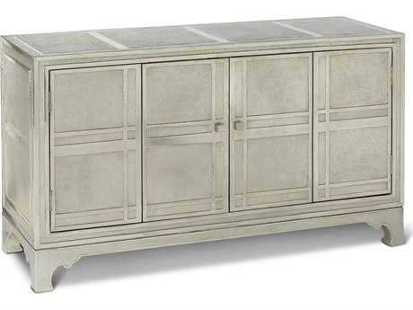 Brownstone Furniture Treviso 60''L x 21''W Rectangular German Silver Buffet
