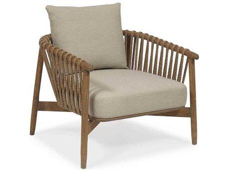 Brownstone Furniture Tulum Beach / Praline Accent Chair BRNTU900