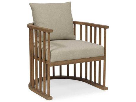 Brownstone Furniture Valencia Beach / Praline Accent Chair BRNVL900