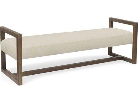 Brownstone Furniture Wilson Beach / Pecan Accent Bench