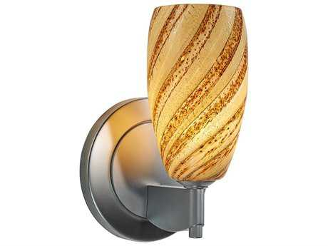 Bruck Lighting Ciro Sea Shell Glass LED Wall Sconce BK104833
