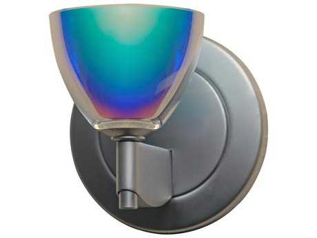 Bruck Lighting Rainbow Sunset Glass LED Wall Sconce BK104907