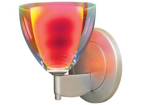 Bruck Lighting Rainbow Sunrise Glass LED Wall Sconce BK104919
