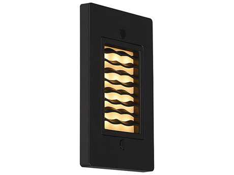 Bruck Lighting Step-1 Vertical Wave LED Wall Sconce BK1380213VW