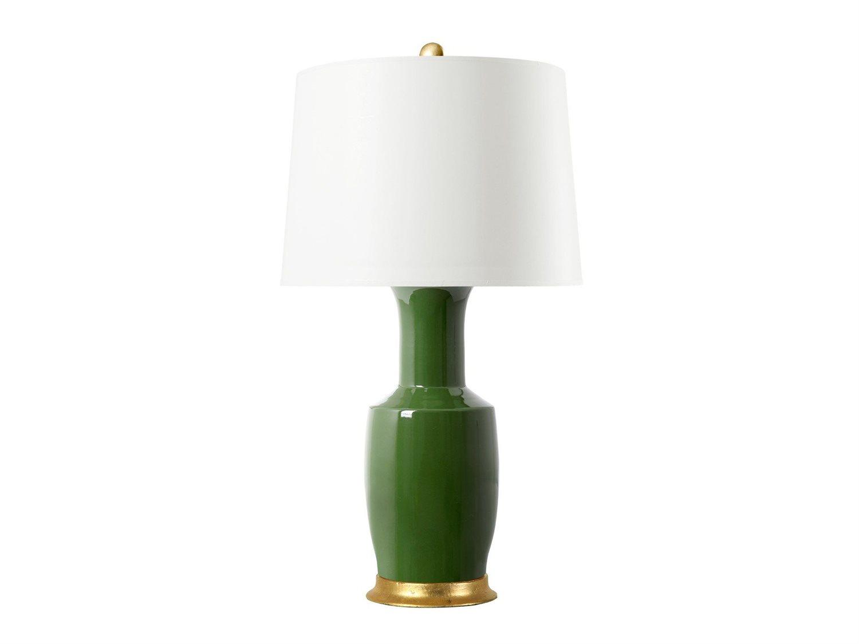 Bungalow 5 Alia Dark Green Buffet Lamp Bunali800207
