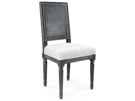 Bungalow 5 Annette Gray Dining Side Chair BUNANN55096