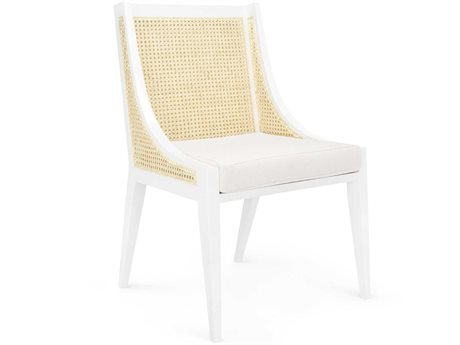 Bungalow 5 White Arm Dining Chair BUNRAL55509