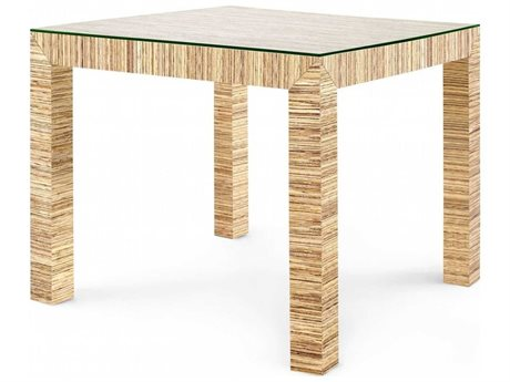 Bungalow 5 Natural 36'' Wide Square Dining Table BUNVAL330614TB