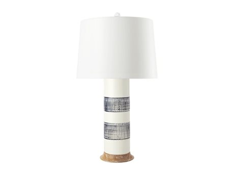 Bungalow 5 Elena Blue / White Buffet Lamp BUNELE800300