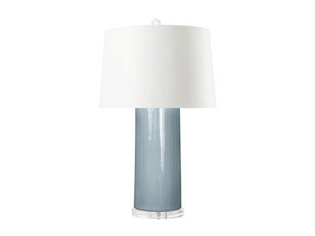 Bungalow 5 Formosa Smoke Blue Buffet Lamp BUNFOR800108