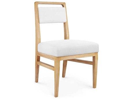 Bungalow 5 James Natural Dining Side Chair BUNJAM55098