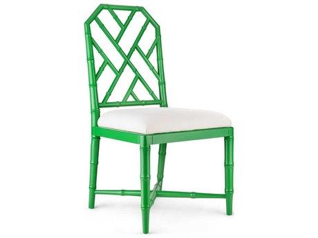 Bungalow 5 Jardin Emerald Green Dining Side Chair BUNJAR55007