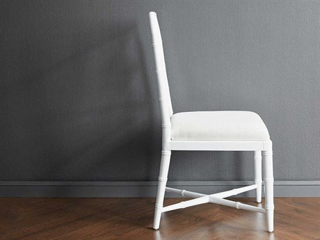 Bungalow 5 Jardin White Dining Side Chair BUNJAR55009