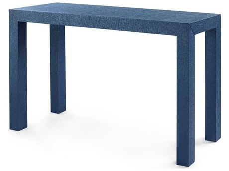 Bungalow 5 Parsons Navy Blue 48''W x 16''D Rectangular Console Table BUNPSN40058