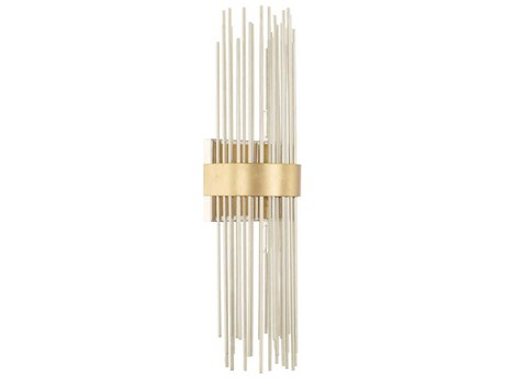 Capital Lighting Lena Fire & Ice 5'' Wide Wall Sconce C2625421FI