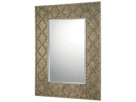 Capital Lighting 40''W x 30''H Rectangular Decorative Wall Mirror C2724001MM