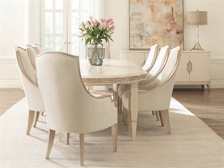 Caracole Compositions Adela Dining Room Set CASC012016201SET