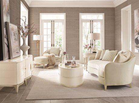 Caracole Compositions Adela Living Room Set CASC010016013ASET
