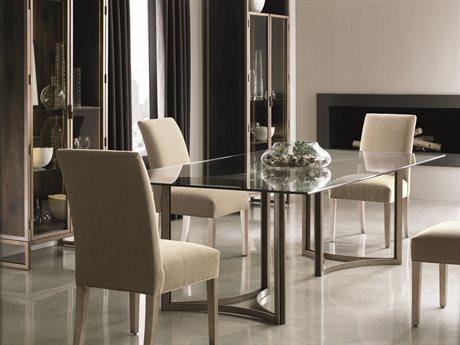 Caracole Modern Artisans Modern Casual Dining Room Set CAMATSDINTAB004SET2