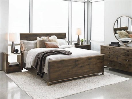 Caracole Modern Artisans Bedroom Set CAMATSQUEBED002SET2