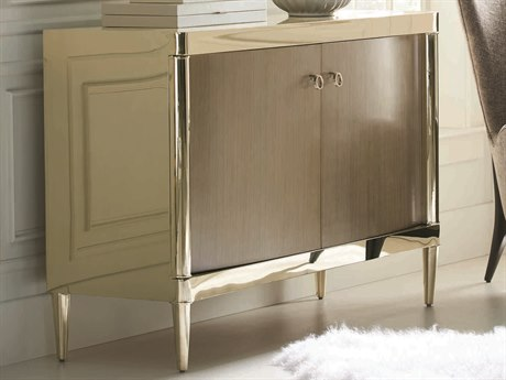 Caracole Classic Champagne Shimmer / Whisper of Gold 60''W x 18''D Buffet Credenza CACCLA016681
