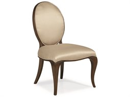 Classic Mink / Panache Oval Back Dining Side Chair (Set of 2)