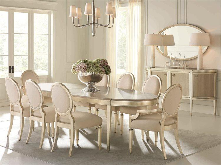 Caracole Classic Dining Room Set Caccla417205set