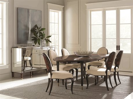 Caracole Classic Dining Room Set CACTRADINTAB014SET2